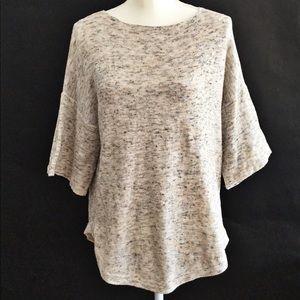 Zara knit Bell Sleeve Sweater